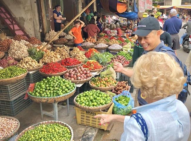 Hanoi Food Tour Developed