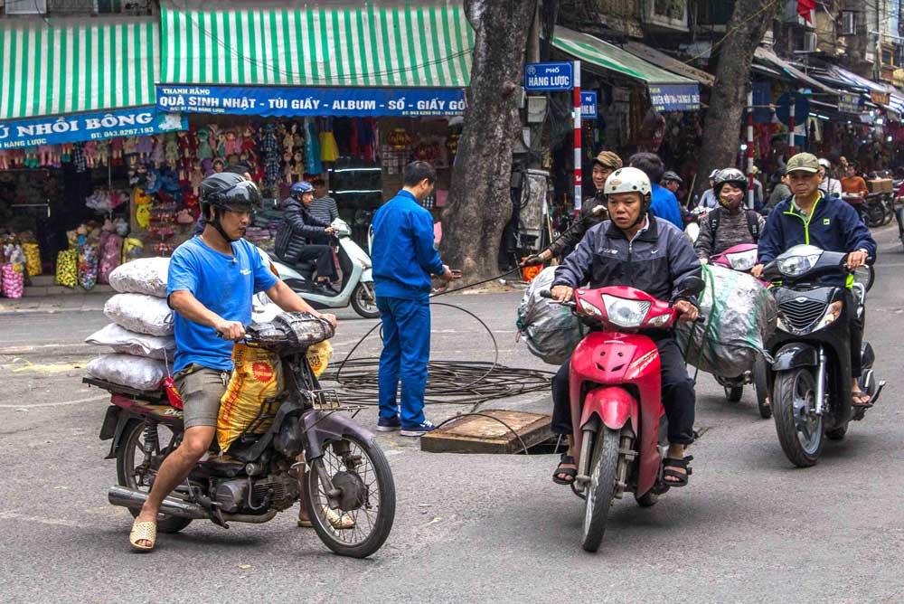 Hang Luoc Street