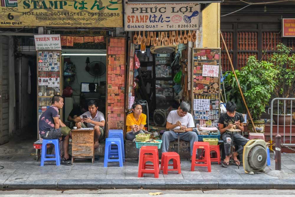 Hang Quat Street