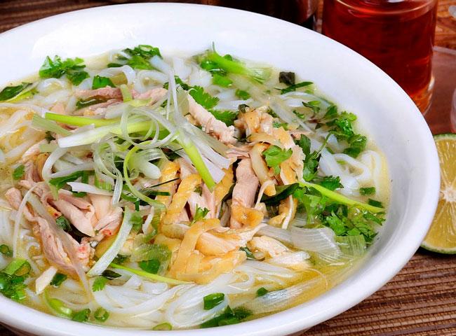 Hanoi Chicken Noodle Soup