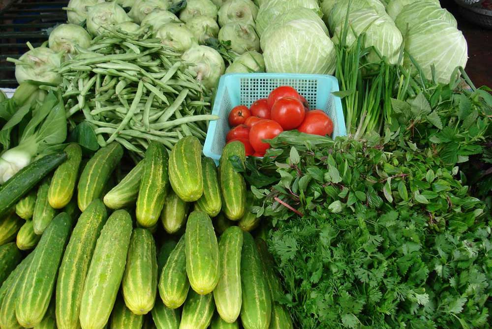 Hanoi Green Vegetable