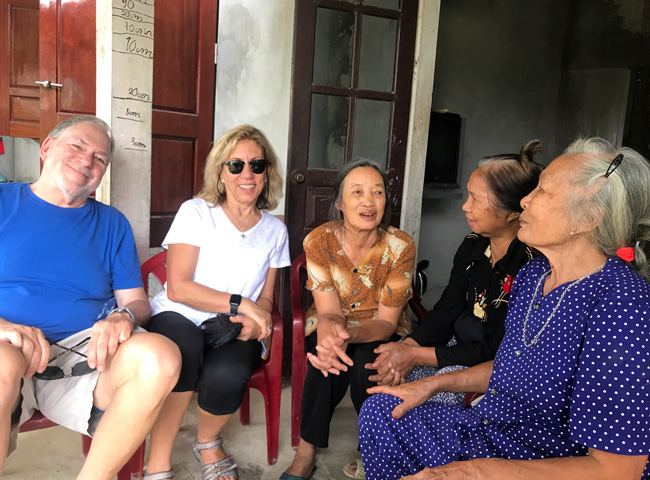 Hanoian Visit