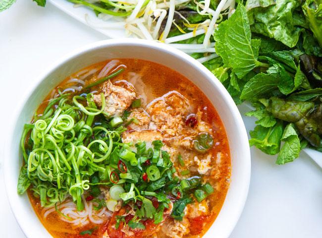 How to Cook Bun Rieu Cua