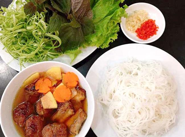 Bun Cha Hanoi Full