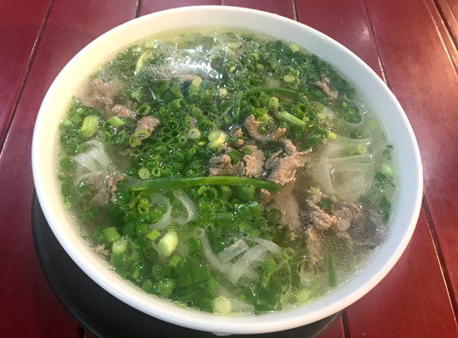 Pho bo Ngoc Thuy