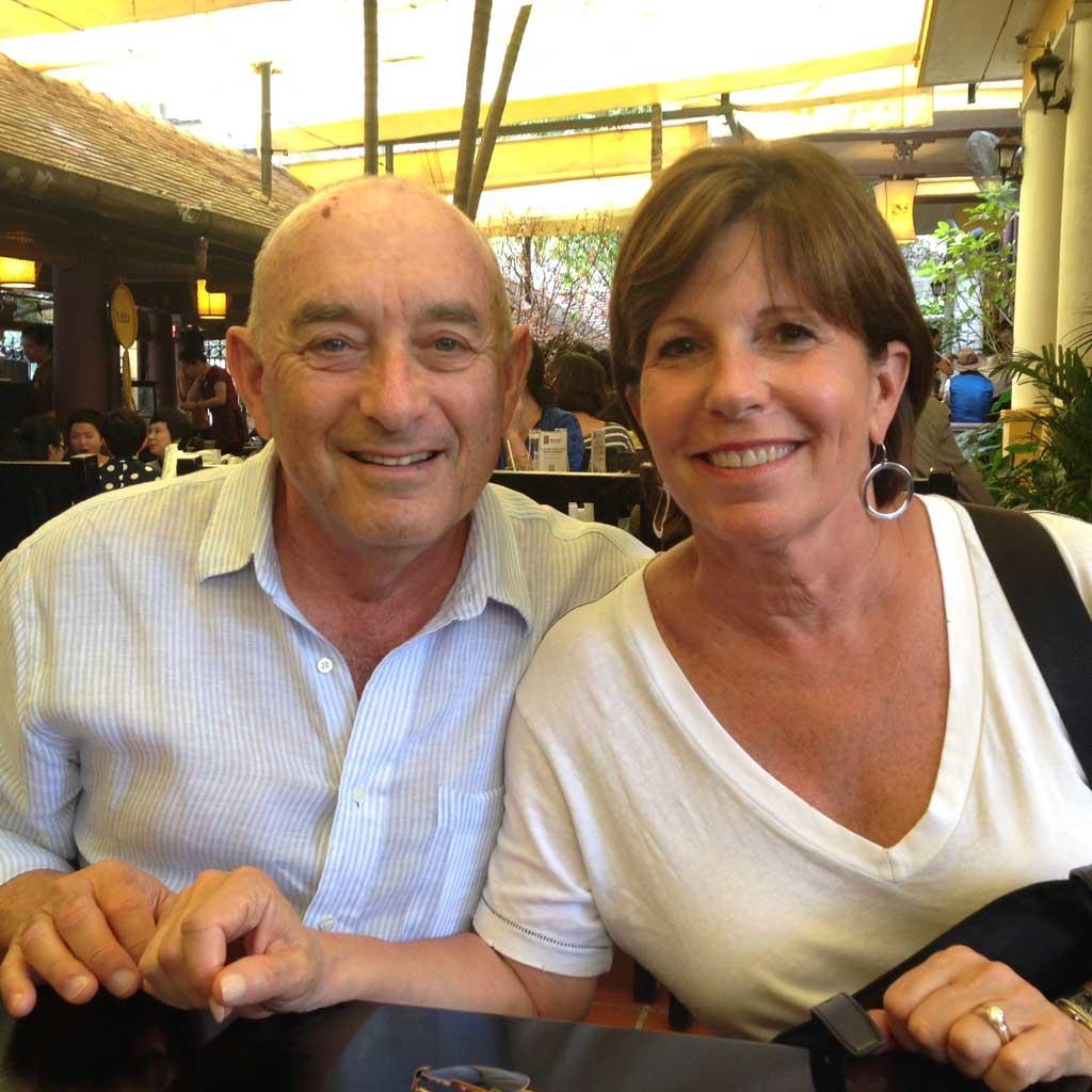 Sandra and Bobby