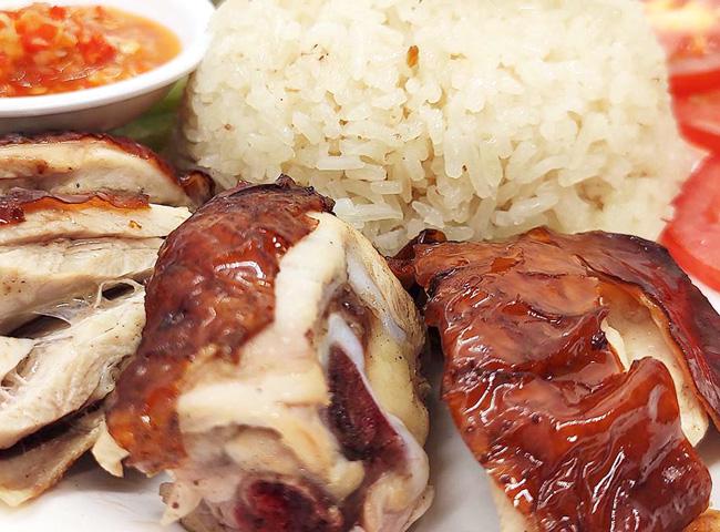How to Cook Vietnamese Chicken Rice
