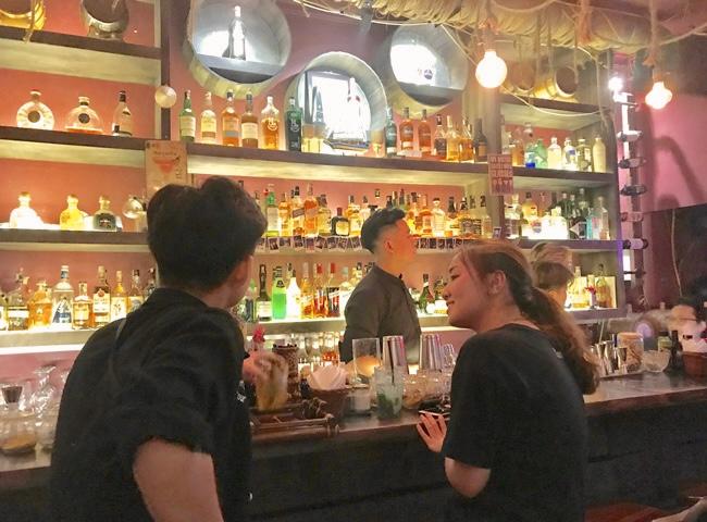 Best cocktail bars in Hanoi