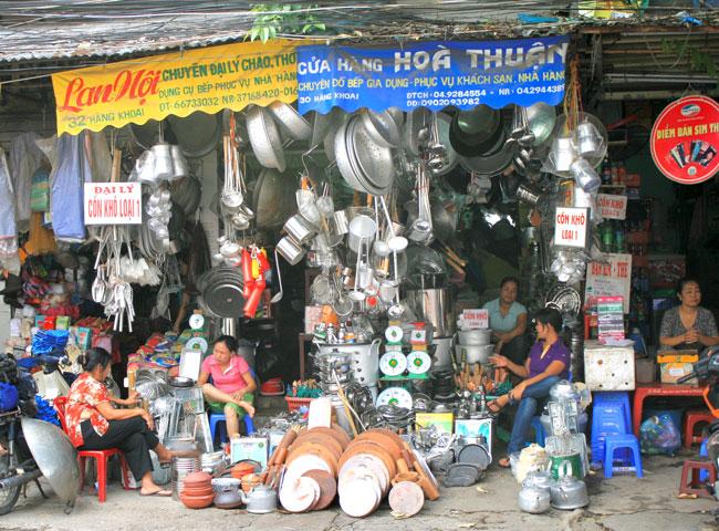 Hang Khoai Street