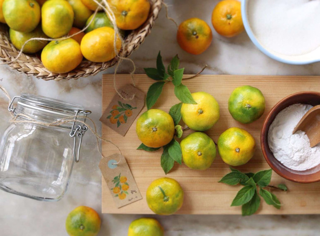 Make Vietnamese Kumquat Juice
