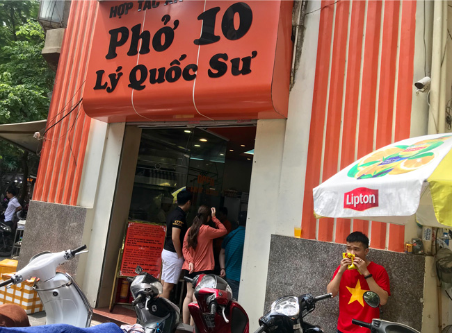 Pho 10 Ly Quoc Su