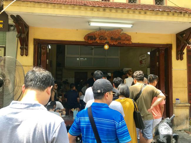 Best Pho bo in Hanoi Old Quarter