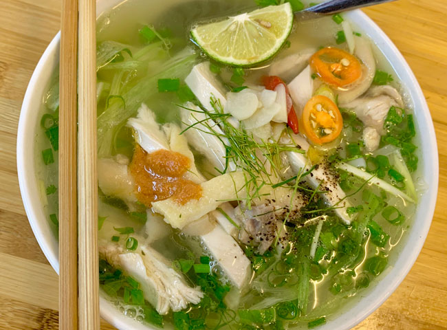 Pho Tien Nguyen Truong To