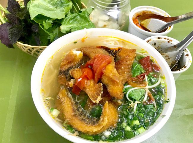 Bun Ca Hanoi