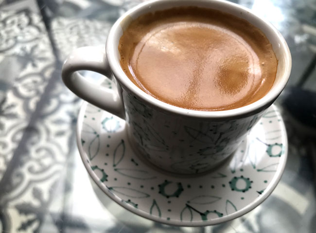 Hanoi House Coffee
