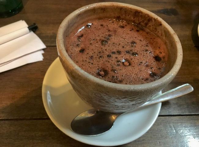 Manzi Cafe Chocolate