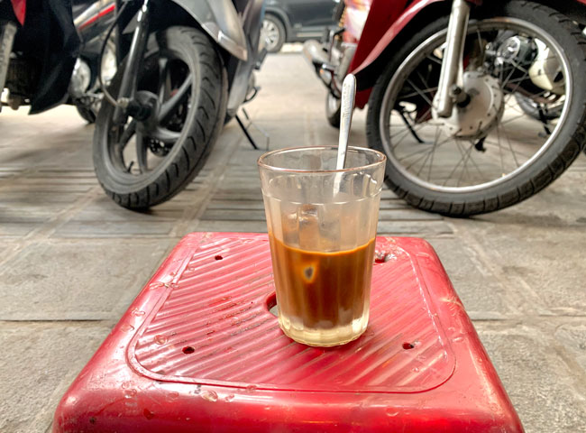 Cafe Thai Coffee
