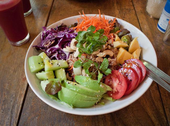 Om vegan Hanoi