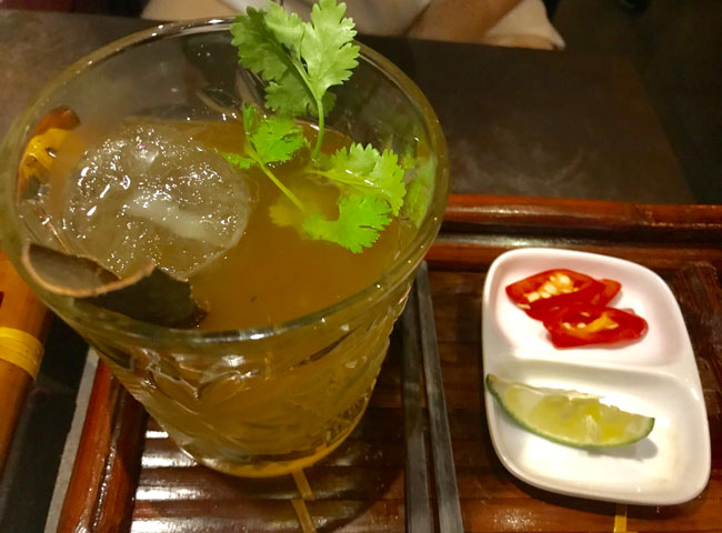 pho cocktail